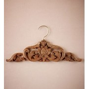 《BHLDN》★Kirana Carved Wooden Hanger★ BHLDN(ビーホールディン) バイマ BUYMA