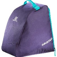 【SALOMON】 ORIGINAL BOOTBAG ブーツバック 32L BAG1607 L38296600(NIGHTSHADE GREY/TEAL BLUE F)
