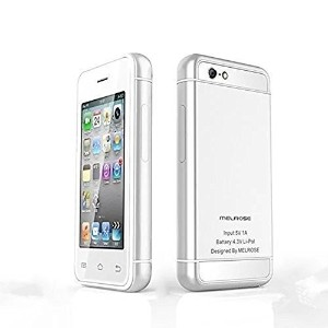 Hipipooo-Melrose S9 Unlocked Mini Cool Smart Phone 2.45 inch Android Phone 4.4.2 Os Dual Core Cell...