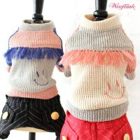 ★Wooflink★(ウーフリンク)TASSEL FRINGE SWEATER
