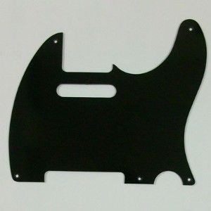 Montreux Selected Parts モントルー USA TL BLACK BAKELITE 1.6mm テレキャス用ピックガード