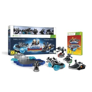 Skylanders SuperChargers Racing: Starter Pack. Dark Edition (XBox 360)