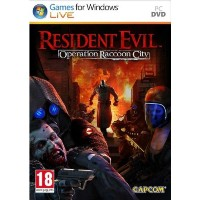 PC Resident Evil: Operation Raccoon City アジア版