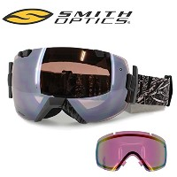 (スミス)SMITHOPTICS 2015年モデル smg-1522 SMITH OPTICS/スミス ゴーグル I/OX CHARCOAL STICKFORT/Ignitor&Red Sensor...
