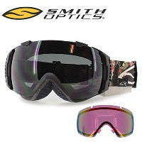 (スミス)SMITHOPTICS 2015年モデル smg-1517 SMITH OPTICS/スミス ゴーグル I/O LAGO THORNS/BlackOut&Red Sensor...