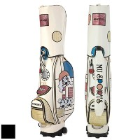 MU Sports Ladies Wheel Block Caddie Bag (#703U6101)【ゴルフ レディース>カートバッグ】