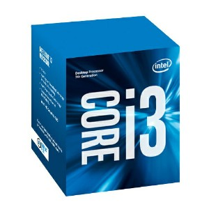 Intel Core i3-7100 (BX80677I37100) Kaby Lake (3.90 GHz/2Core/4Thread) 第7世代インテルCoreプロセッサー CPU
