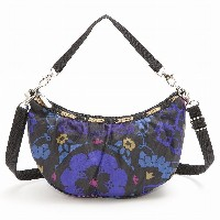 LeSportsac レスポートサック トートバッグ 8058 Small Veronica D705 MIDNIGHT FLOWER PATCH [並行輸入商品]