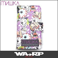 ミシカ MISHKA SMART PHONE CASE(COLLAGE)