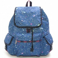 LeSportsac レスポートサック リュックサック7839 Voyager BackpackD632 Tropical Reef [並行輸入商品]