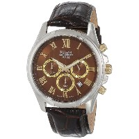 [パルサー]Pulsar 腕時計 Analog Display Japanese Quartz Brown Watch PT3397 メンズ [並行輸入品]