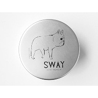 CLASKA Gallery & Shop DO ドー SWAY アルミ弁当箱 丸型
