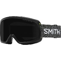 スミス Smith レディース スキー ゴーグル【Riot Goggles with Bonus Lens】Black New Wave/Blackout/Yellow