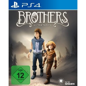 Brothers - A Tale of Two Sons (PlayStation PS4)
