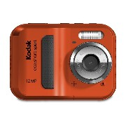 Kodak EasyShare Sport C123 Waterproof Digital Camera (Red) 防水デジタルカメラ 【並行輸入版】