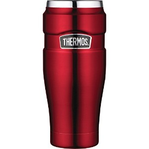 Thermos サーモス Stainless King 16-Ounce Leak-Proof Travel Mug [並行輸入品]