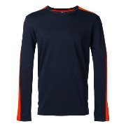 Ps By Paul Smith バイカラーロングtシャツ