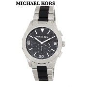 SALE Michael Kors MK8452 Silver and Black Watch Michael Kors(マイケルコース) バイマ BUYMA