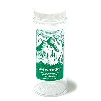 (アンドワンダー)and wander and wander nalgene bottle green AW-AA768