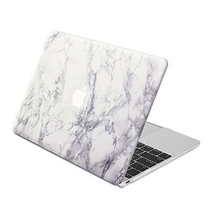GMYLE Hard Case Print Frosted The New Macbook 12 inch with Retina Display專用 - Marble Pattern...