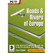 Roads & Rivers of Europe for MS Flight Simulator 2004 (輸入版)