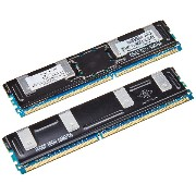 HP(旧コンパック) 1GBPC2-5300FB-DIMMDDR2-667メモリキット(2x512MB) 397409-B21