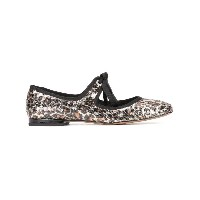 Marc Jacobs - Lisa Mary Jane バレエシューズ - women - レザー/Sequin - 35