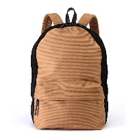 <Cabas> Backpack(N34) brown バッグ~~リュックサック・デイパック