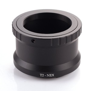 Fotga T2 lens adapter T lens to Sony E-Mount adapter ring Sony E-Mount Adapter Ring for NEX-6 5C 5T...