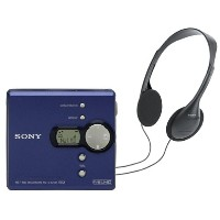 Sony MZ-N420D Net MD Walkman (Blue) 【並行輸入品】