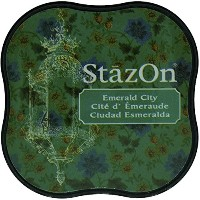 StazOn Midi Ink Pad-Emerald City (並行輸入品)