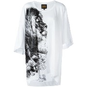 Vivienne Westwood Anglomania ライオンプリント Tシャツ