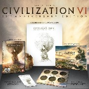 Sid Meier's Civilization VI 25th Anniversary Edition - PC 【北米版】