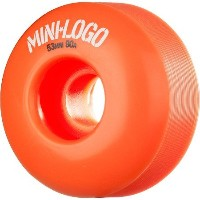 MINI LOGO ウィール HYBRID C CUT 53MM 90A ORANGE