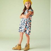 タイ発!日本未発売!LITTLE MOJO / PINK LEOPARD DRESS LITTLE MOJO バイマ BUYMA