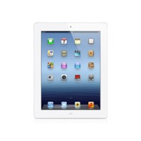 【中古】【安心保証】 SoftBank iPad3[セルラー32GB] ホワイト