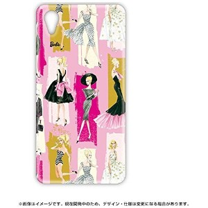 MSソリューションズ Xperia X Performance用 Barbie Design HARD CASE ファッション柄 LEPLUS LP-BXPXPHFC