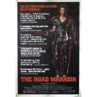 Mad Max II Poster The Road Warrior (68,5cm x 101,5cm)