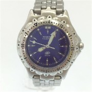 FOSSIL(フォッシル) 青 クォーツ 【中古】 腕時計 all shop IS2
