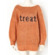 SLY TREAT MOHAIR LIKE TUNIC スライ【送料無料】