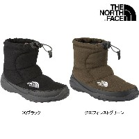 THE NORTH FACE【Nuptse Bootie Wool II Short/NF51592】