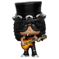[ファンコ]FunKo POP Rocks: Slash Action Figure 10687 [並行輸入品]