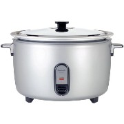 Panasonic SR-GA721 40-cup (Uncooked) Commercial (208V) Rice Cooker, NSF Approved by Panasonic