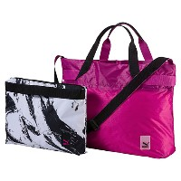 プーマ Prime 2-in-1 Shopper ウィメンズ Rose Violet-Puma Black