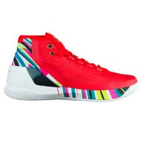 Under Armour Curry 3 'CNY' メンズ Rocket Red/Aluminum/Black アンダーアーマー バッシュ カリー3 Stephen Curry ステフィン・カリー