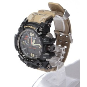 ★dポイント最大20倍★【G?SHOCK(Gショック)】【GWG‐1000DC‐1A5JF】 MASTER OF G Master in Desert Camouflage【dポイントでお得に購入】