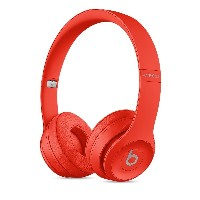 Beats by Dr.Dre Solo3 Wireless 密閉型ワイヤレスオンイヤーヘッドホン Bluetooth対応 (PRODUCT) RED シトラスレッド MP162PA/A【国内正規品】