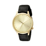 コモノ KOMONO Women's KOM-W2453 Estelle Classic Analog Display Japanese Quartz Black Watch 女性 レディース...