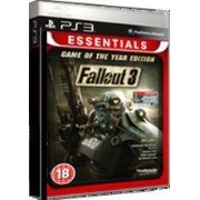 Fallout 3 Game Of The Year Edition (PS3) (輸入版)
