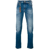 7 For All Mankind ウォッシュ加工 スリムジーンズ